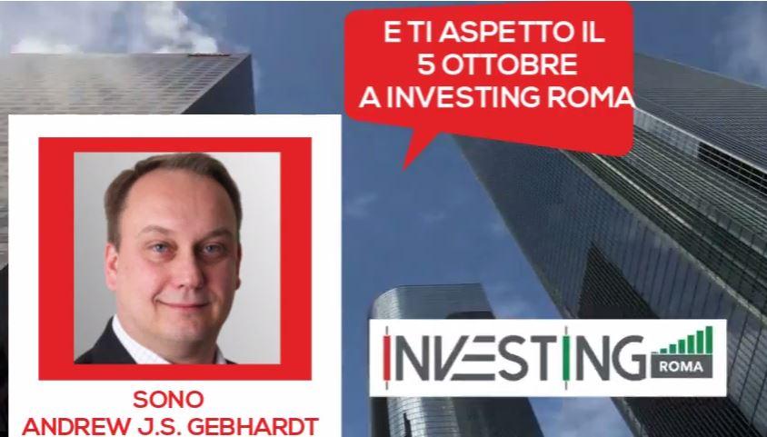 Investing Roma
