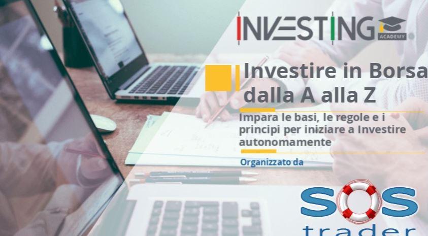 Investire in Borsa dalla A alla Z
